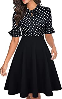 Best polka dot and floral dress Reviews