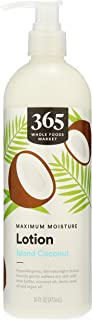 365 by Whole Foods Market, Maxium Moisture Lotion, Island Coconut, 16 Fl Oz