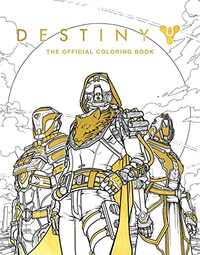 Destiny: The Official Coloring Book
