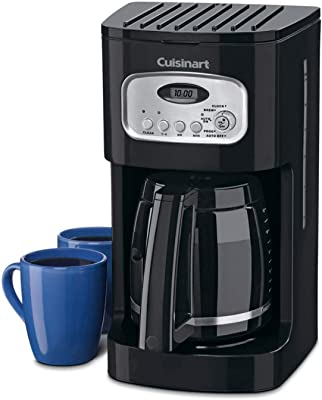 Cuisinart DCC-1100BKP1 12-Cup Programmable Coffee Maker, black