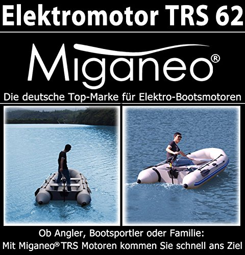 Miganeo Aussenborder Elektromotor im Test und Preis-Leistungsverhältnis - 2