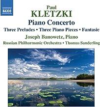 Piano Concerto Three Preludes