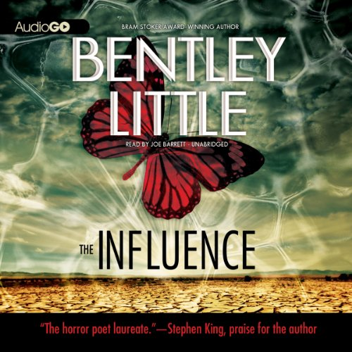 The Influence audiobook cover art