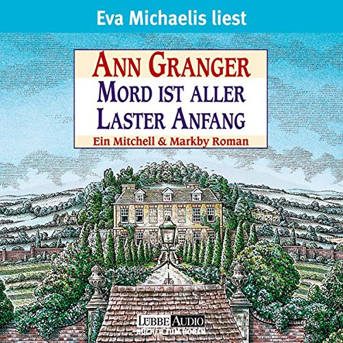Mord ist aller Laster Anfang audiobook cover art