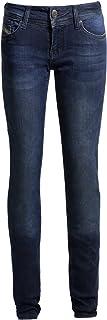 John Doe Pantalones Betty XTM | Pantalones de Moto | XTM | Protectores utilizables | Transpirable | Vaqueros de Moto | Vaq...
