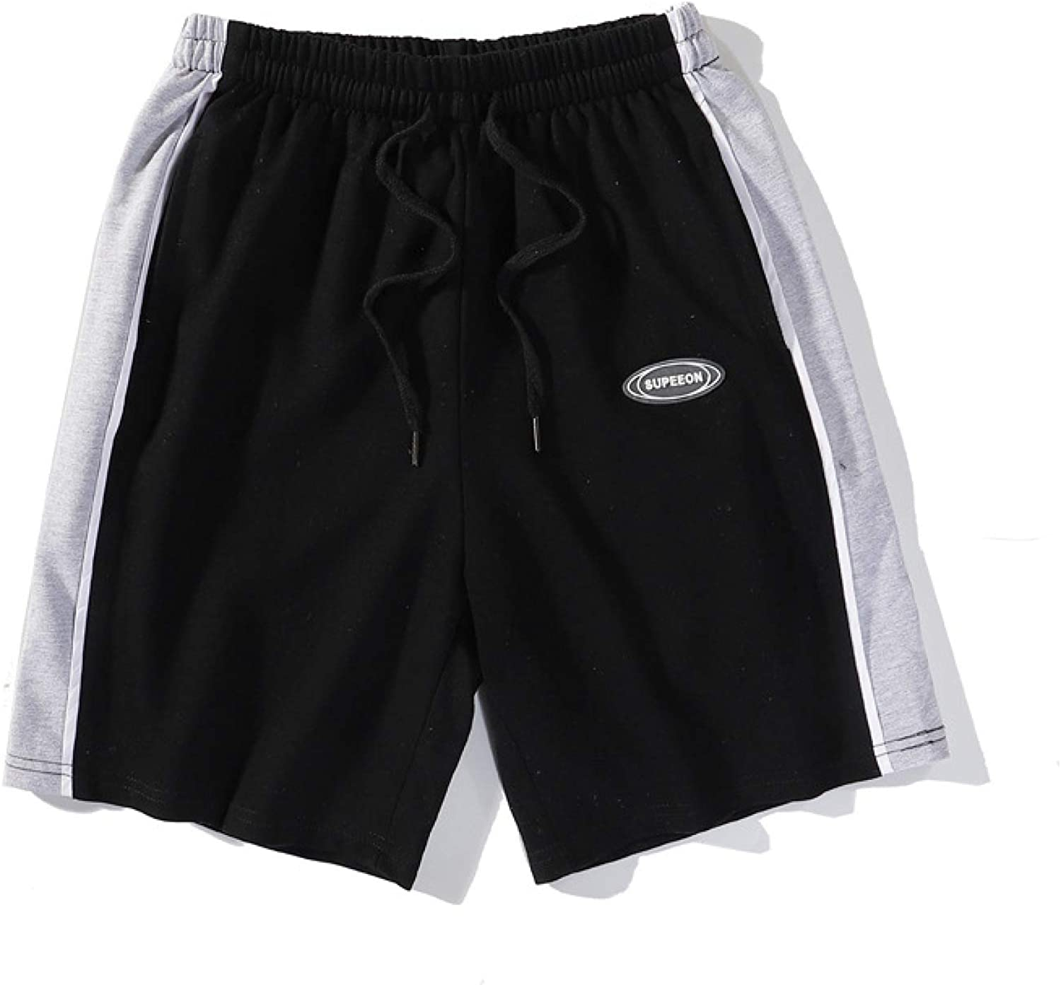 Wantess Men's Fitness It is very popular Shorts Summer Matching Loose Color Sacramento Mall Fashion