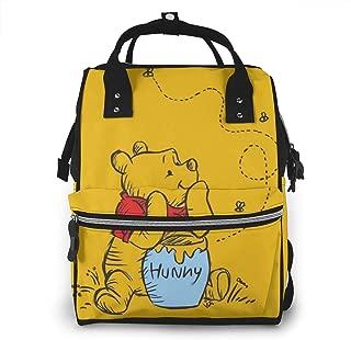 winnie the pooh diaper backpack