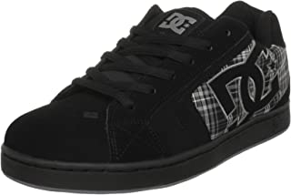 DC Shoes Net Skate Hombres Negro Zapatos De Skate Shoes