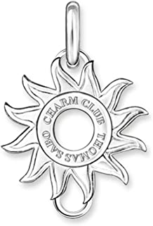 Thomas Sabo Charm Pendant, Sterling Silver