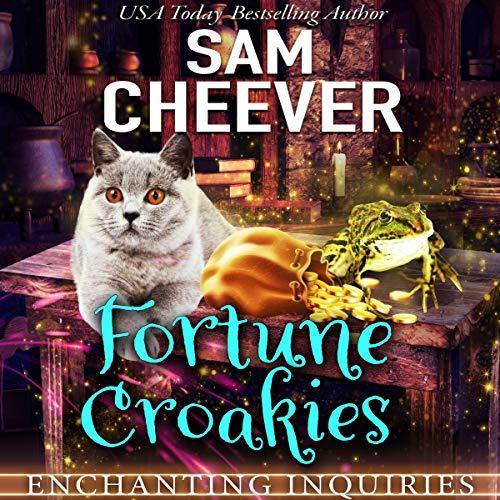 Fortune Croakies cover art