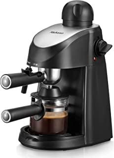 دستگاه اسپرسو Yabano ، قهوه ساز اسپرسو 3.5 بار ، دستگاه اسپرسو و کاپوچینو با شیر Frother ، سازنده اسپرسو با بخار