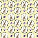Blanko Textiles Osterstoff – Hoppy Ostern – 0,5 Meter