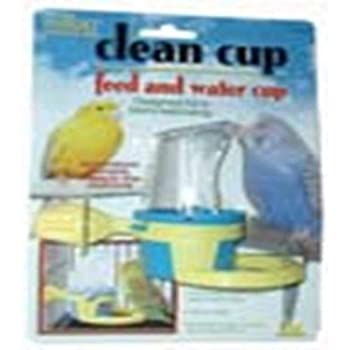 Small Automatic Drinking Bottle Stainless Steel Bird Feeding Water Cup Pet Water Bottle Hanging Feeding Bowl PVC Abcidubxc Bird Cage Accessory Bowl