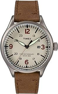 Timex Mens Analogue Quartz Watch Waterbury Traditional