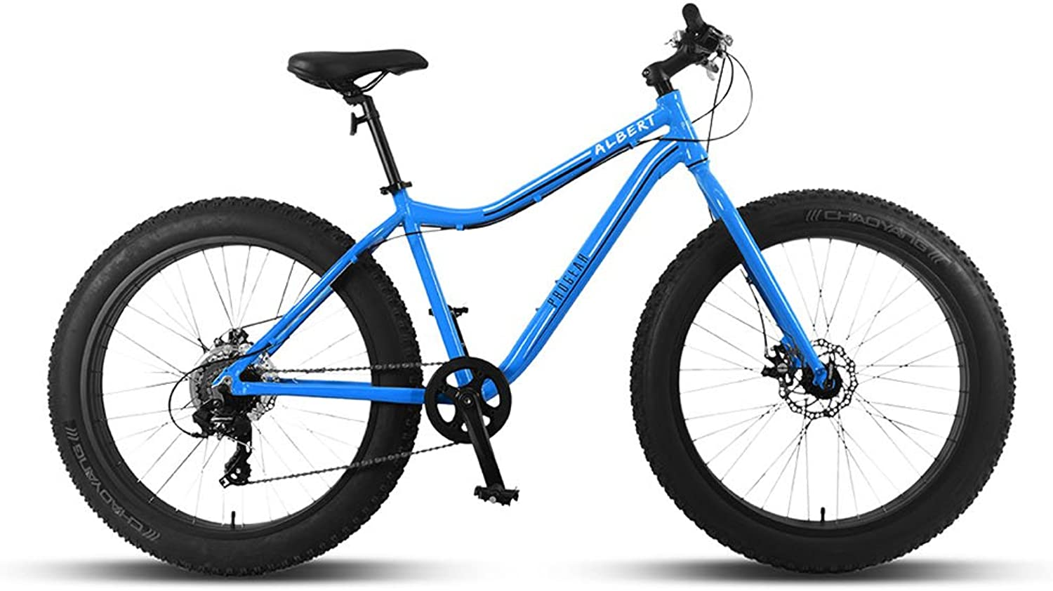 Progear Albert Fat Bike Mens Bright blueee 17