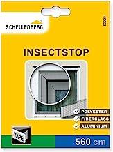 Schellenberg 50028 Bevestigingsband transparant voor vliegengaas van polyester, glasvezel en aluminium (5,6 m lengte)