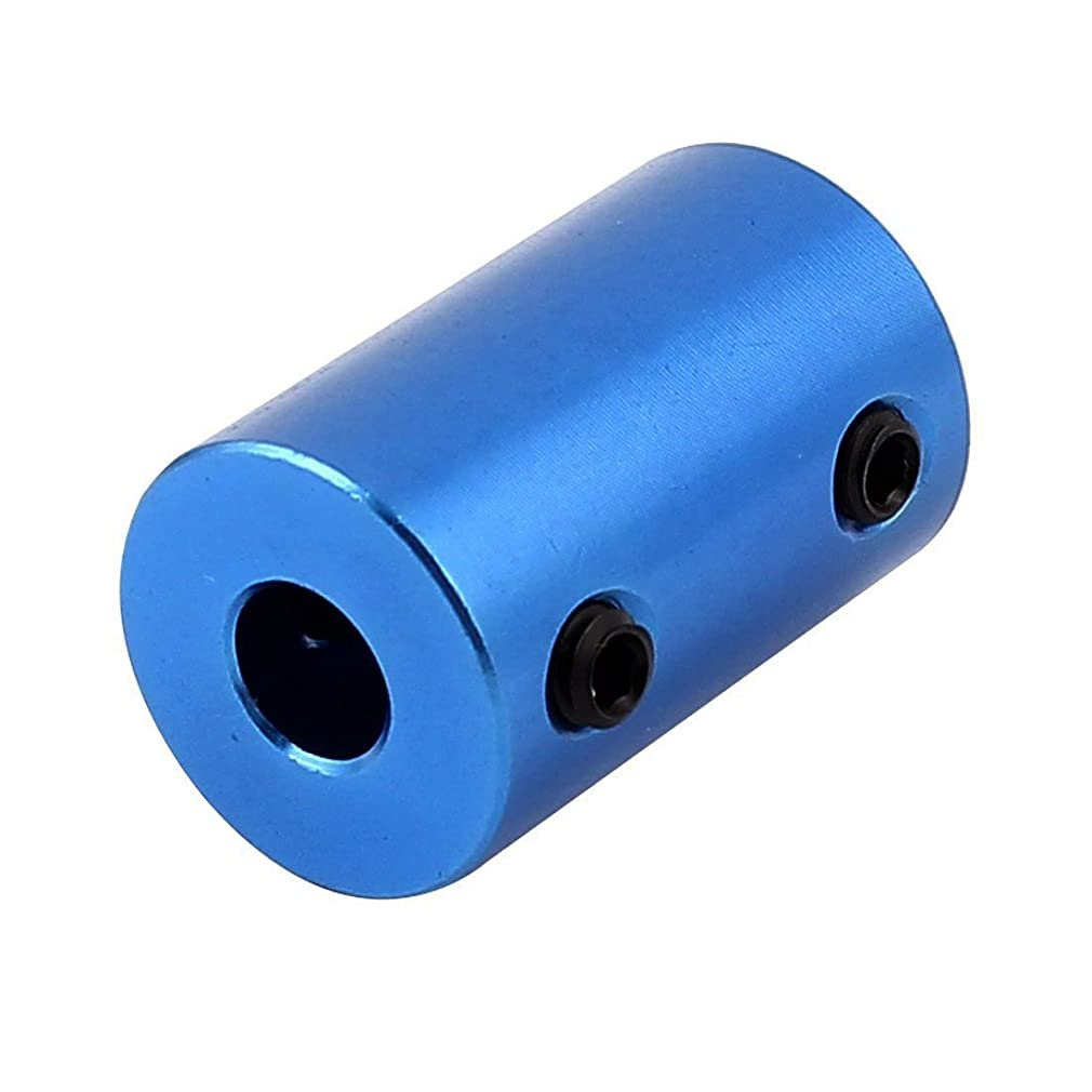 フォーカスウィンク真空JVSISM 6mm?10mmアルミニウム合金モーターシャフトカップリングジョイントコネクタ、アルミニウム合金