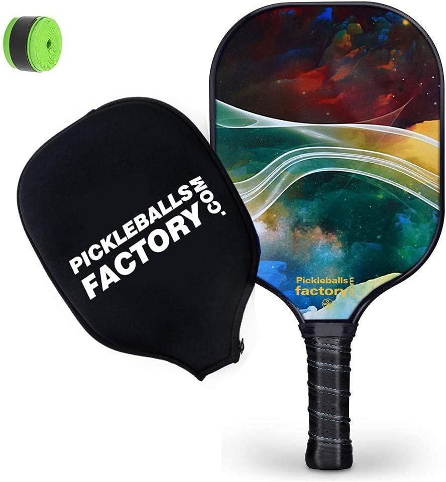 Pickleball Super popular specialty store Paddles Paddle Graphite Forest Pic Green It is very popular