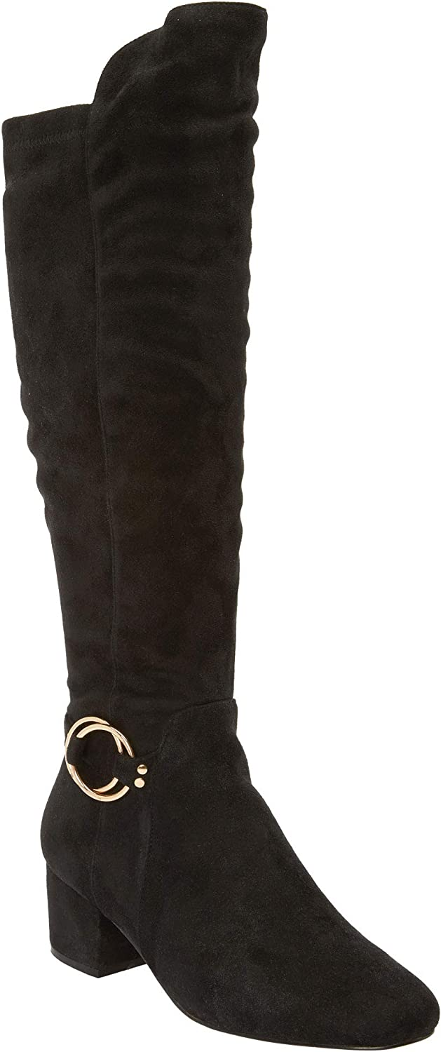 Comfortview Charlotte Mall Women's Wide online shopping Width The Boot Calf Ruthie