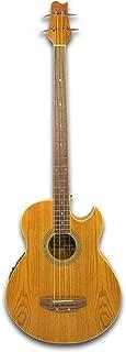 4 String Acoustic Electric Cutaway Bass Guitar
