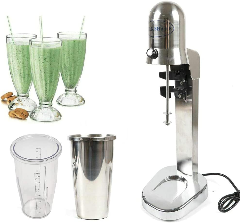 CNCEST Electric All items free shipping Milkshake Single-Head Machine Maker Challenge the lowest price