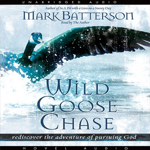 Wild Goose Chase audiobook cover art