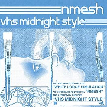 White Lodge Simulation (VHS MIDNIGHT STYLE Remix)