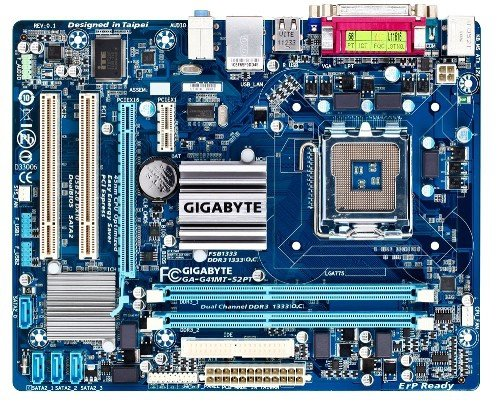 Gigabyte G41MT-S2PT LGA 775 G41 Micro ATX Intel Motherboard DDR3 1333 Motherboard