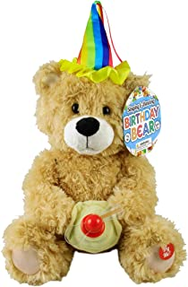 Best singing birthday bear plush Reviews