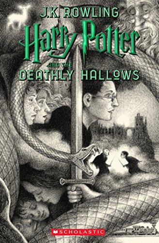 Libro Harry Potter 7 Años  marca Scholastic