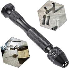 HOHXEN - Juego de 10 brocas giratorias para taladro de mano con puntas giratorias Ideal para modelos y hobby.