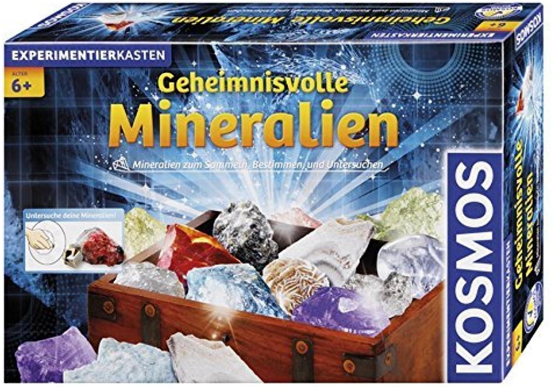 conveniente KOSMOS Experimentierkasten Geheimnisvolle Mineralien by KOSMOS KOSMOS KOSMOS GmbH & Co. KG  Hay más marcas de productos de alta calidad.