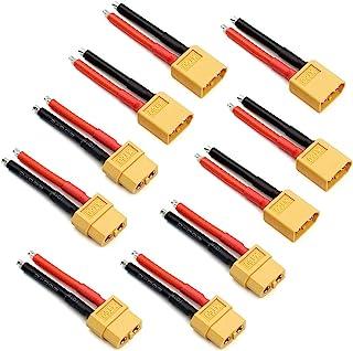 Talon LiPo Connectors XT60-L Battery Connector set 5 Pair