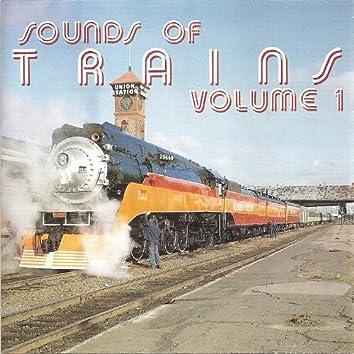 Sounds of Trains, Vol. 1