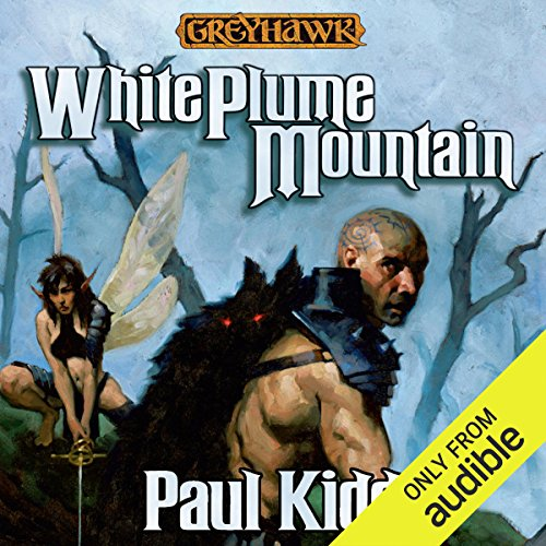 White Plume Mountain Titelbild
