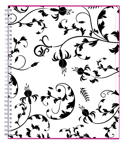 """Blue Sky 2017-2018 Academic Year Monthly Planner, Twin-Wire Bound, 8"""" x 10"""", Analeis Photo #4"""