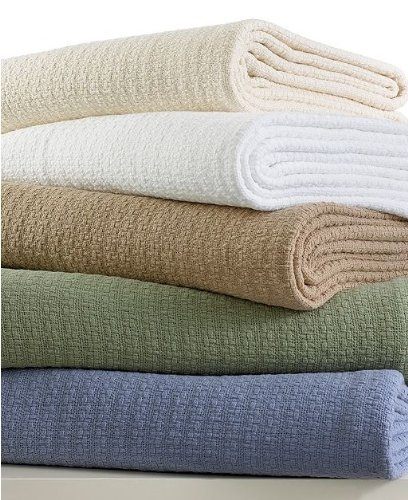 Lauren by Ralph Lauren Doppel-Bettdecke aus Baumwolle, cremefarben