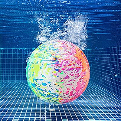 Amazon - Save 80%: Swimming Pool Toys Ball, Underwater Game Accessories Pool Ball for…