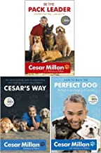 Cesar Milan 3 Books Collection Set (How to Raise the Perfect Dog, Cesar's Way: Everyday Guide to Understanding & Correctin...
