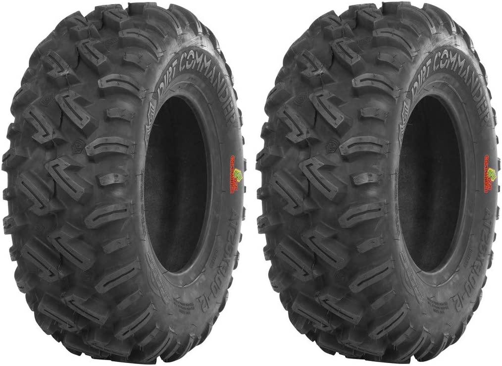 New GBC Dirt safety Commander Front Tires - 2012 Arctic 14 9 Max 86% OFF x 26