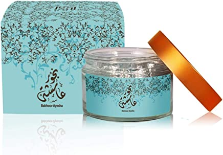 Ahmed Al Maghribi Perfume Bakhoor Ayesha For Unisex 10ml - Oud