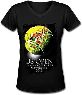 Classic-Women's US Open Tennis 2016 Tshirts Shirt.