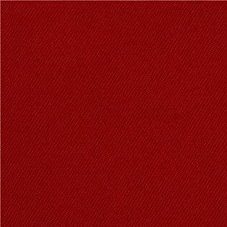Robert Kaufman Ventana Twill Solid Fabric by The Yard, Red