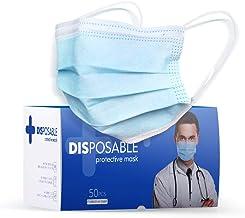 OptoSurfer 50pcs Blue Breathable Three (50masks)