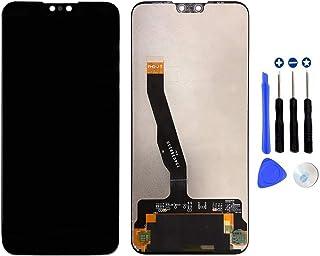 """Iiseon Replacement for LCD Display Screen Touch Digitizer Assembly Huawei Y9 2019 JKM-LX1 JKM-LX2 JKM-LX3 JKM-AL00 JKM-AL00a JKM-TL00/ Enjoy 9 Plus 6.5"""" Black"""