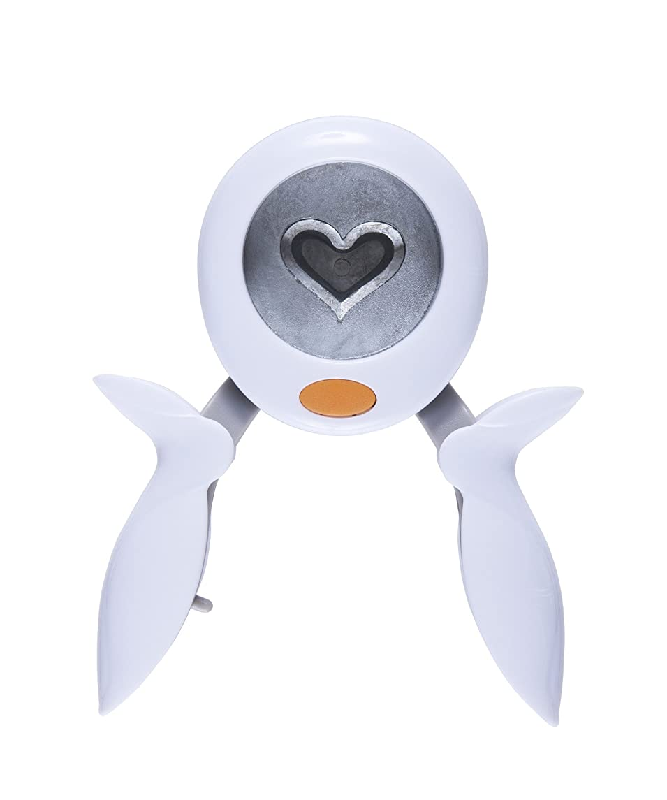 Fiskars 12-74427097 1-Inch Squeeze Punch, That's Amore