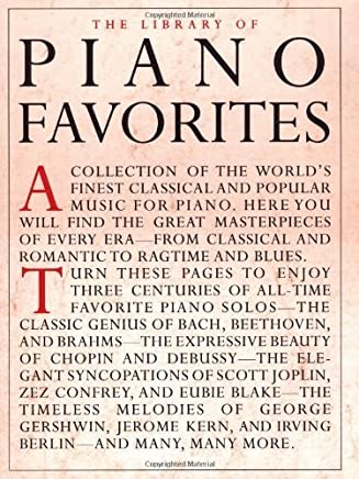 Library of Piano Favorites (Appleby Amy) PF Book (Library of Series) by Amy Appleby (2000-01-01)