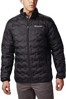 Men's Delta Ridge Down Winter Jacket, Insulated, Water repellent