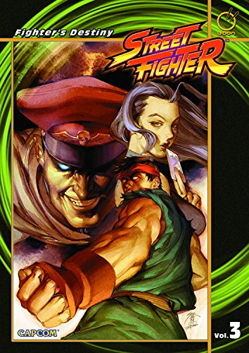 Street Fighter Volume 3: Fighter's Destiny