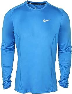 Mens DF Miler Long Sleeve NFS Running Shirt